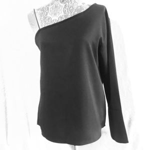 Classic single sleeve dressy evening top by LUVYLE